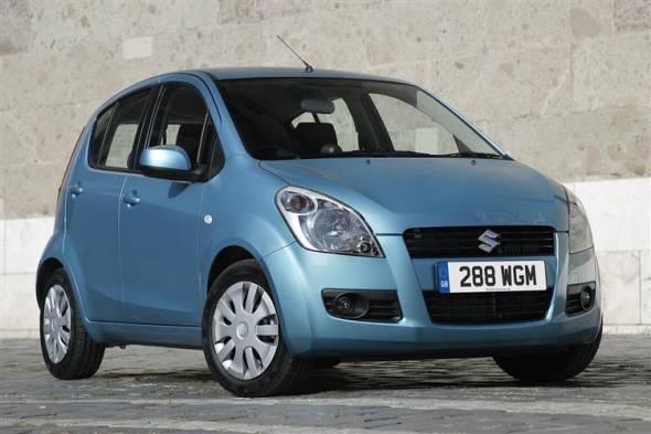 Suzuki Splash (2008 - 2011) used car review