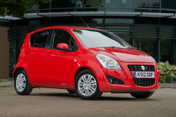 Suzuki Splash (2011 - 2015) used car review