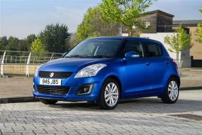 Suzuki Swift (2010 - 2017) used car review