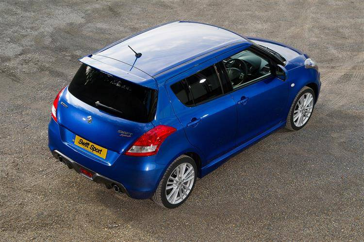 Suzuki Swift Sport (2011 - 2017) used car review | Car review | RAC