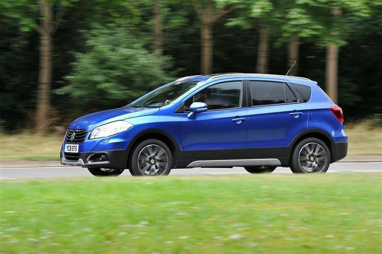 Suzuki SX-4 S-CROSS (2013 - 2016) used car review