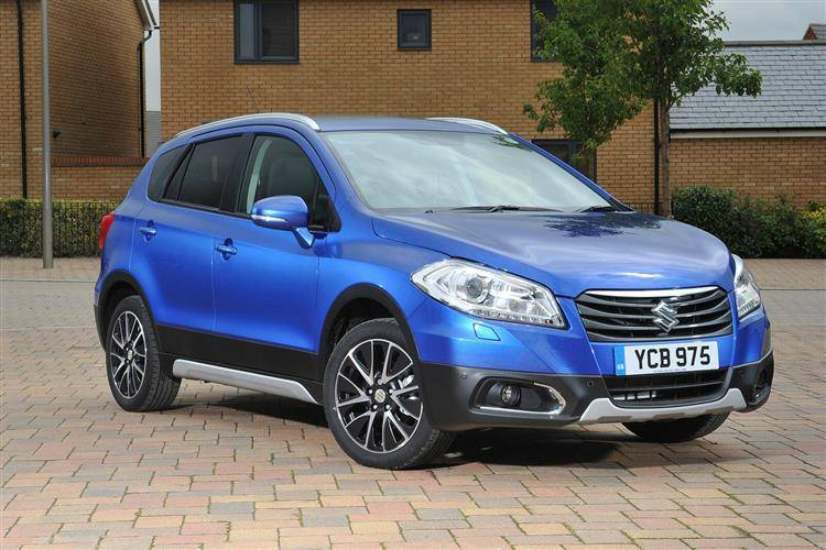 suzuki sx 4 s cross 2013 2016 used car review car. Black Bedroom Furniture Sets. Home Design Ideas