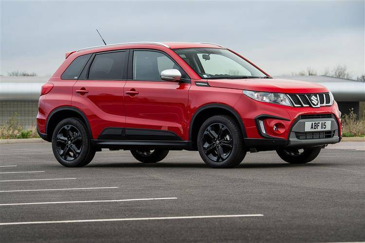 Suzuki Vitara (2015 - 2018) used car review | Car review