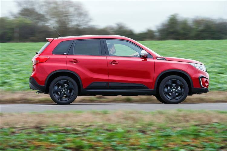 Suzuki Vitara (2015 - 2018) used car review | Car review