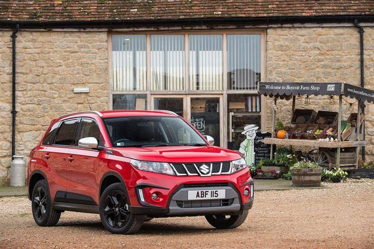 Suzuki Vitara (2015 - 2018) used car review