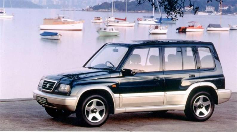 Suzuki vitara used