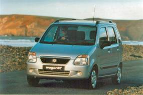 Suzuki Wagon R+ (1997 - 2000) used car review