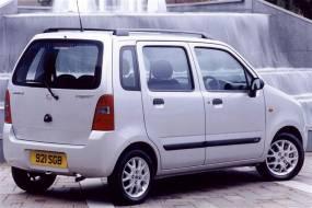 Suzuki Wagon R+ (2000 - 2008) used car review