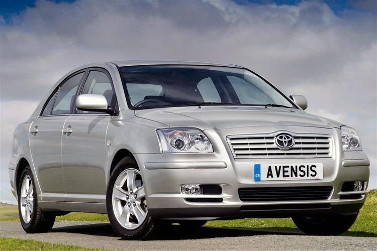 Двигатели Тойота - Toyota Avensis / Тойота Авенсис