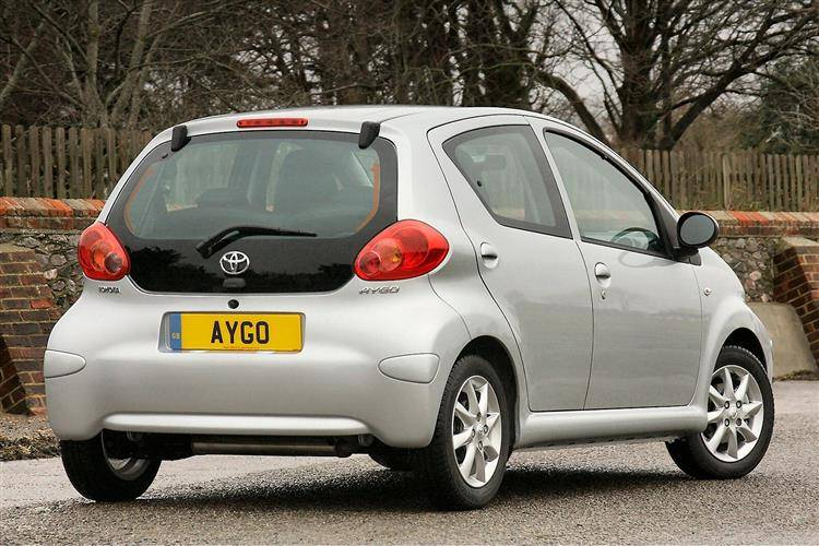 Toyota Aygo range (2005 - 2011) used car review