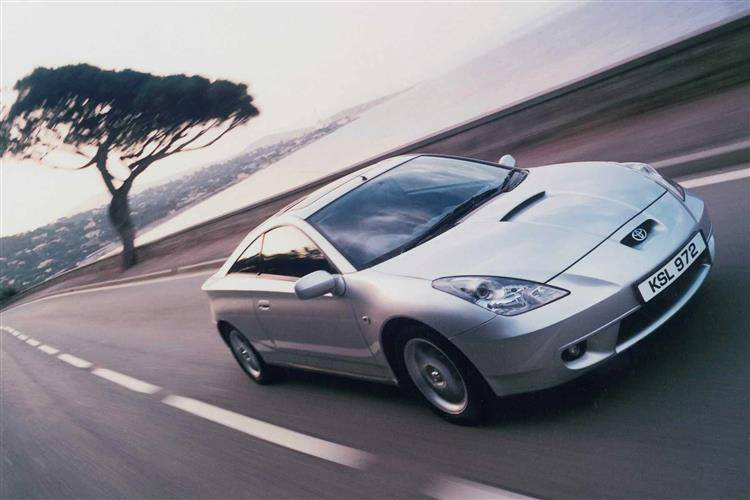 Toyota Celica 1990  1999 used car review  Car review  RAC Drive