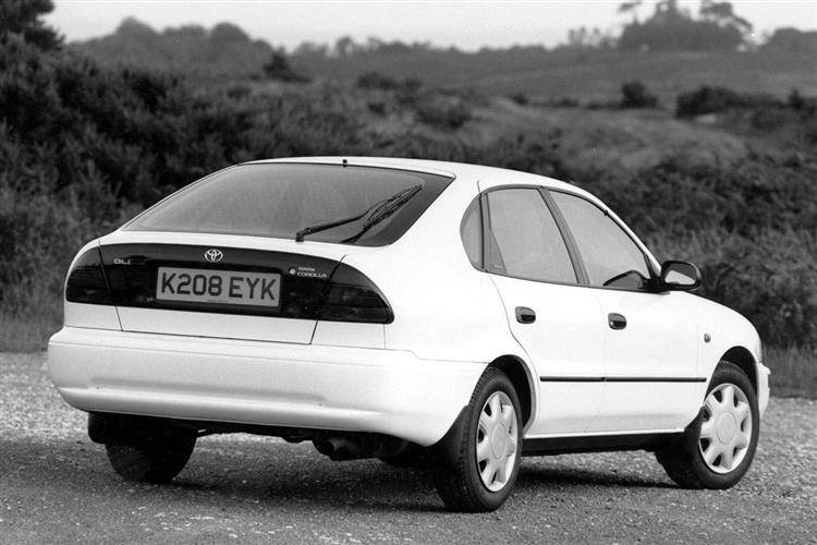 Toyota Corolla (1987 - 1997) used car review