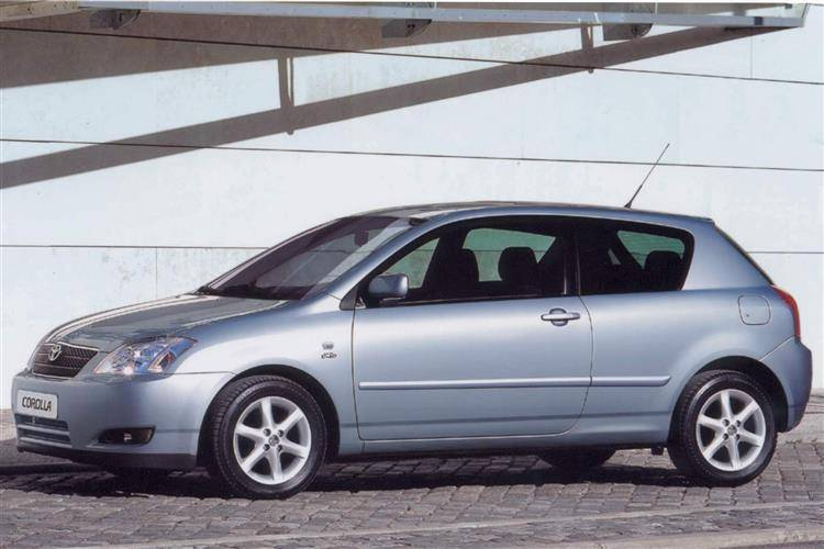 toyota corolla (2001 - 2007) used car review | car review | rac drive