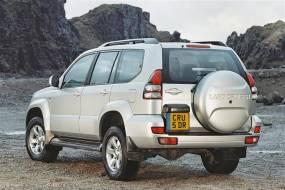 Toyota Land Cruiser VX & Amazon 'J80'/'J100' (1990 - 2007) used car review