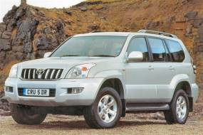 Toyota Land Cruiser 3.0 D4 - D (2003 - 2009) used car review
