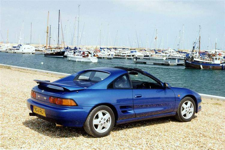 Toyota MR2 (1986 - 2000) used car review