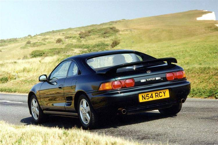 Toyota MR2 (1986   2000) Used Car Review