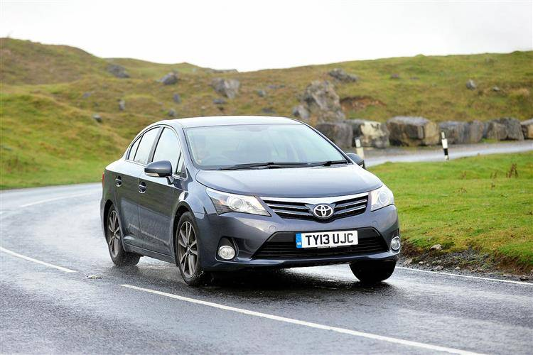 Toyota Avensis 2011  2015 used car review  Car review  RAC Drive