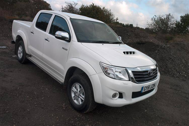 Toyota Hilux (2012 - 2016) used car review   Car review   RAC Drive