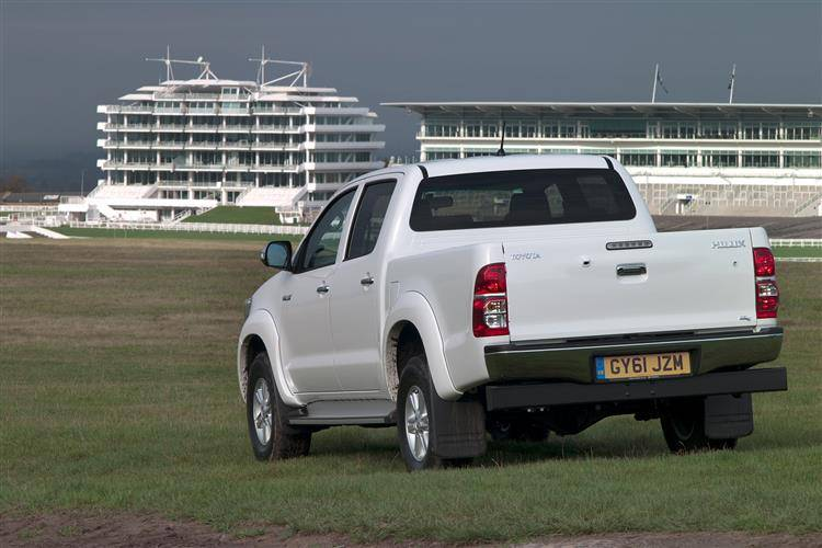 Toyota Hilux (2012 - 2016) used car review | Car review