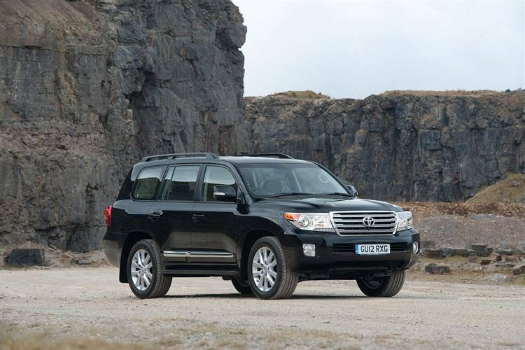 Toyota Land Cruiser Light Duty Series U0027J150u0027 (2009   2014) Used Car ...