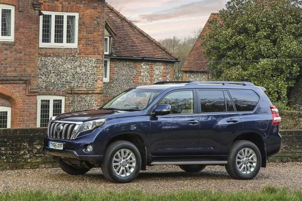 Toyota Land Cruiser Light Duty Series J150 (2014-2018) used car review
