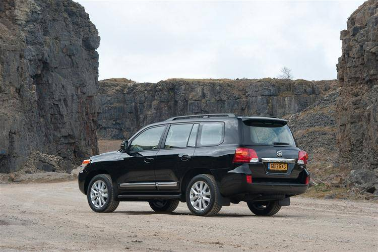 Toyota Land Cruiser Light Duty Series 'J150' (2009 - 2014) used car review