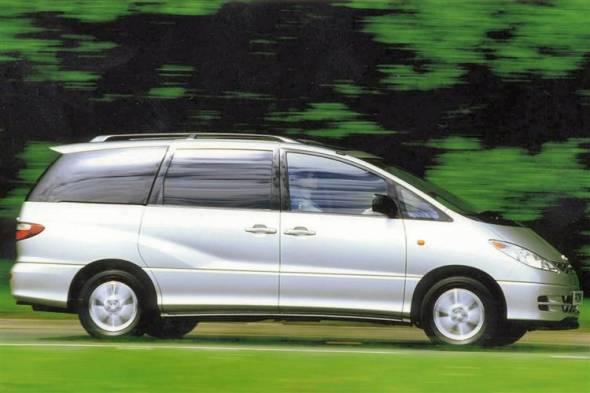 Toyota Previa (2000 - 2008) used car review