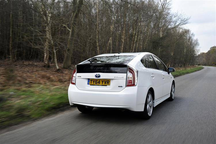 Toyota Prius (2009 - 2016) used car review