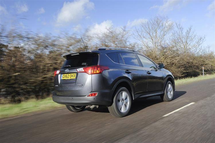Toyota RAV4 (2013 - 2015) used car review