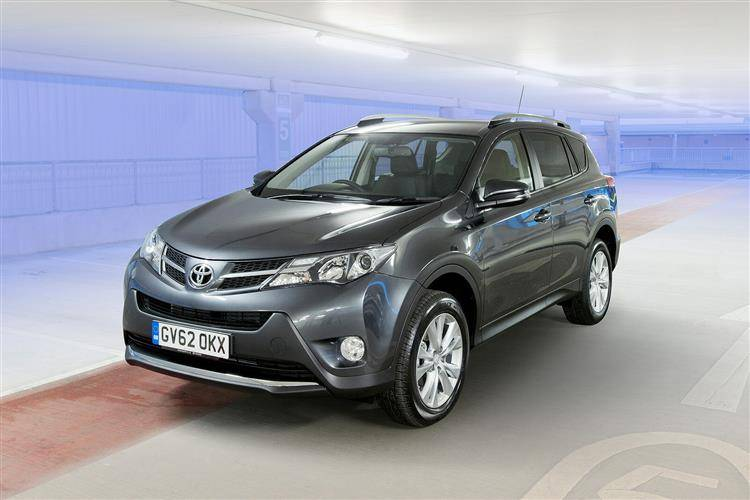 Toyota RAV4 (2013 - 2015) used car review | Car review | RAC Drive