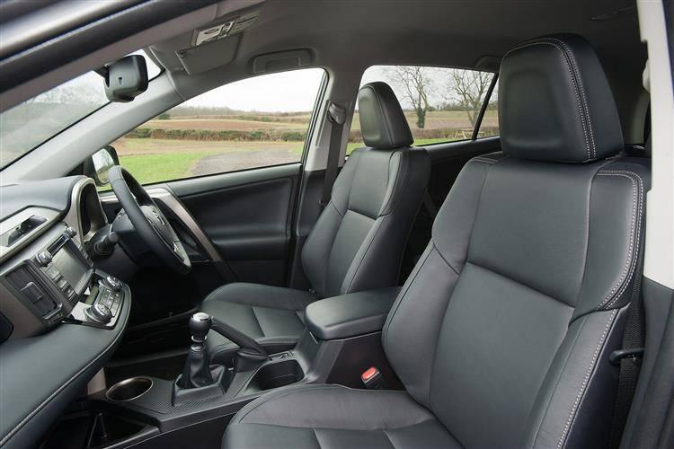 Toyota RAV4 (2013 - 2015) used car review | Car review | RAC
