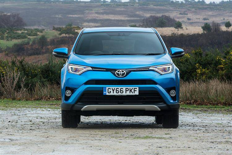 Toyota RAV4 (2016 - 2018) used car review   Car review   RAC Drive
