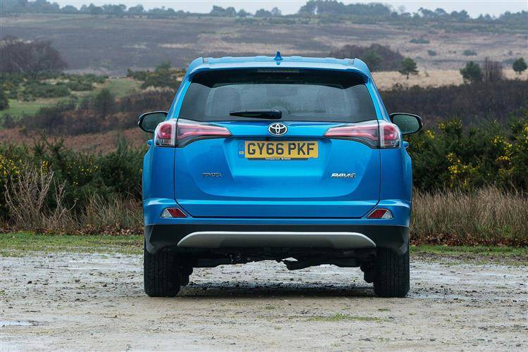 Toyota RAV4 (2016 - 2018) used car review