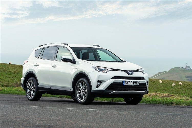 Toyota RAV4 Hybrid (2016 - 2018) used car review | Car review | RAC