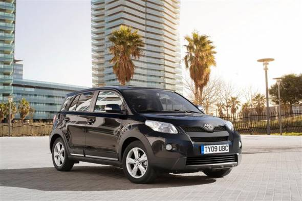 Toyota Urban Cruiser (2009 - 2013) used car review