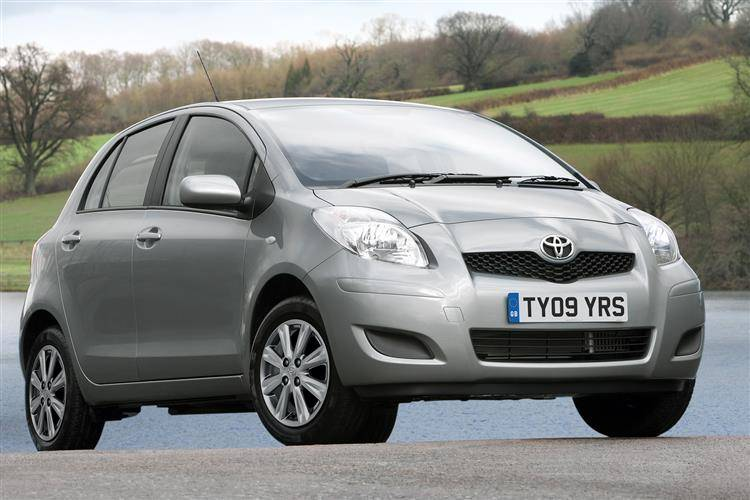 toyota yaris 2009 2011 used car review car review rac drive. Black Bedroom Furniture Sets. Home Design Ideas