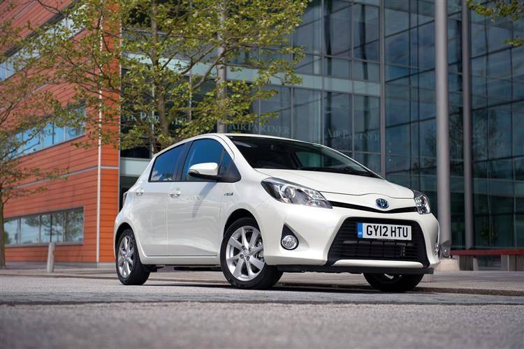 Toyota Yaris 2011 2014 Used Car Review Car Review Rac Drive