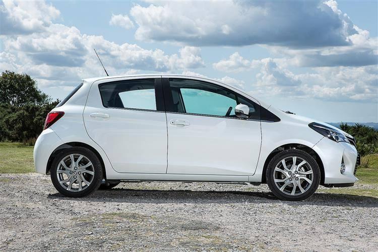 Toyota Yaris (2014 - 2017) used car review | Car review