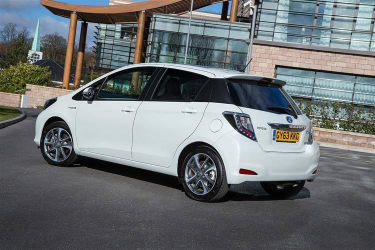Toyota Yaris Hybrid 2012 2014 Used Car Review Car