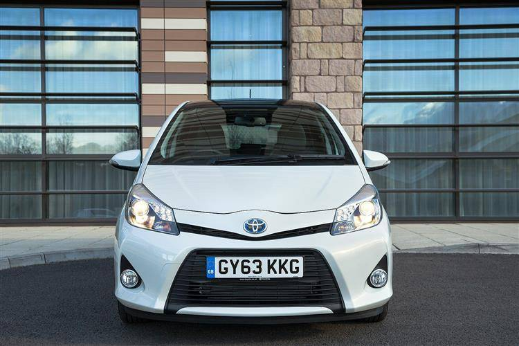 ... Toyota Yaris Hybrid (2012   2014) Used Car Review ...