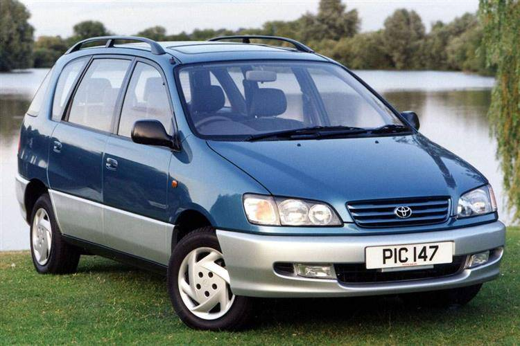 Toyota Picnic (1997 - 2001) used car review