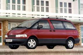 Toyota Previa (1990 - 2000) used car review