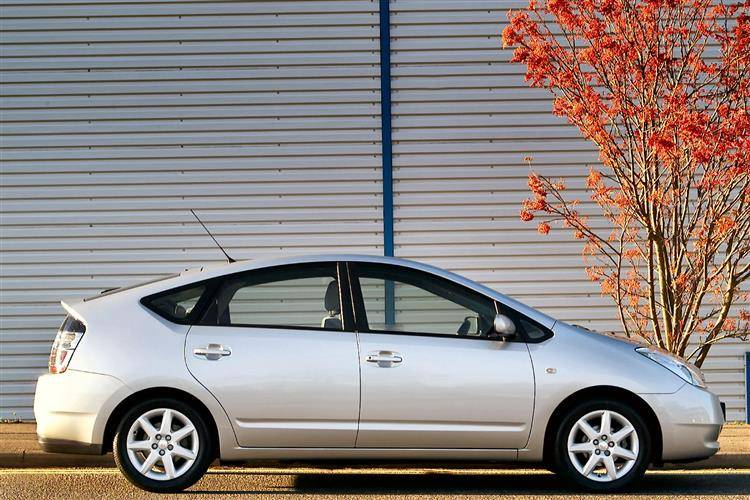 Toyota Prius (2003   2009) Used Car Review