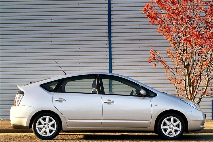 Toyota Prius (2003 - 2009) used car review | Car review | RAC Drive