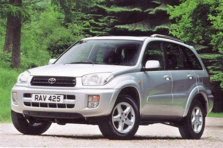 toyota rav4 2000 2006 used car review car review. Black Bedroom Furniture Sets. Home Design Ideas