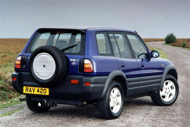 1998 rav4 reviews