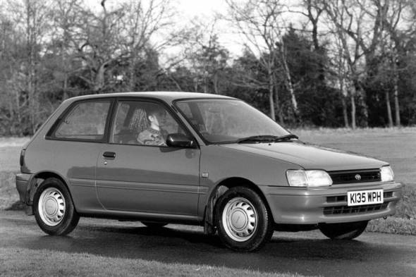 Toyota Starlet (1985 - 1999) used car review