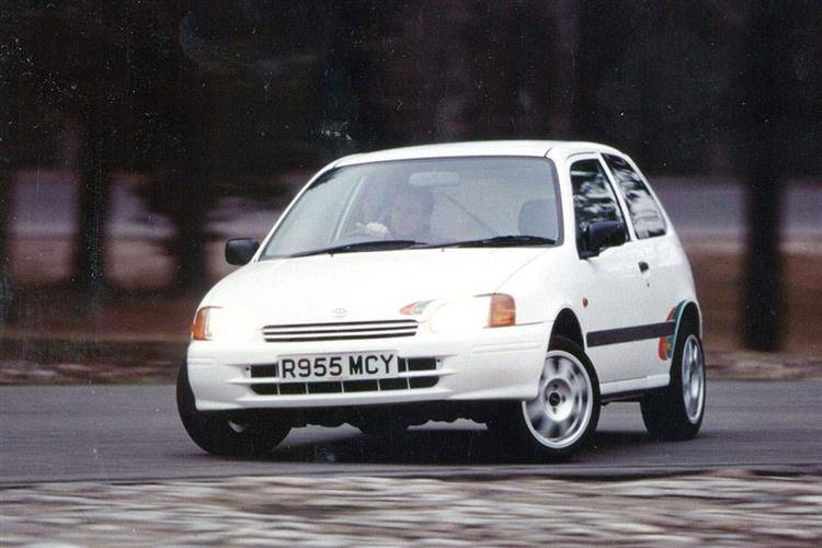 Toyota Starlet (1985 - 1999) used car review | Car review