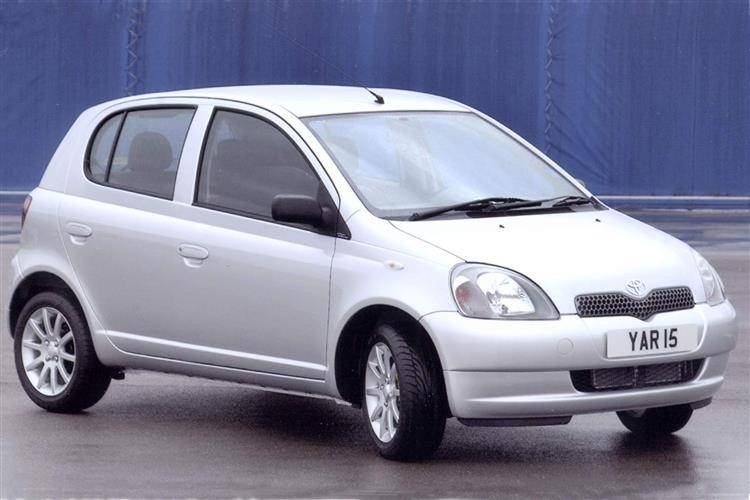 2003 toyota yaris t sport review